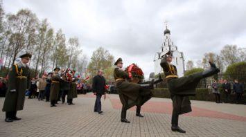 Траурная церемония к годовщине катастрофы на Чернобыльской АЭС прошла в Минске