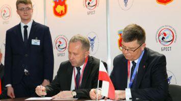 Инвестсоглашения на сумму свыше Br20 млн подписаны на форуме-выставке деловых контактов в Бресте