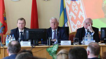 Выездное заседание Совета по взаимодействию органов местного самоуправления при Совете Республики