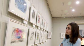 Работы Марка Шагала и художников европейского авангарда представлены на выставке в Витебске