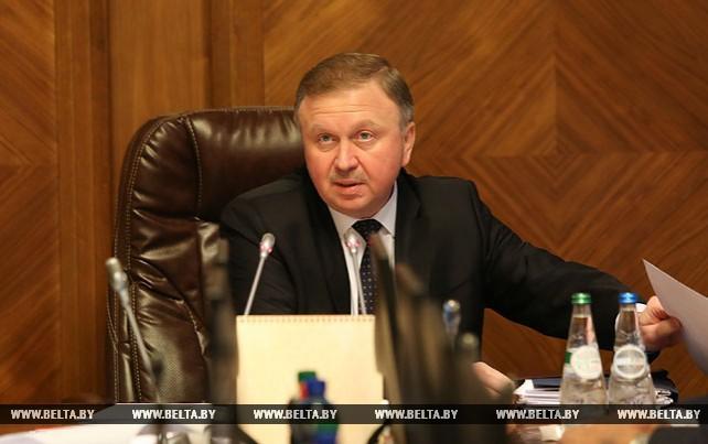 На заседании Совета Министров обсуждены итоги социально-экономического развития страны в первом квартале
