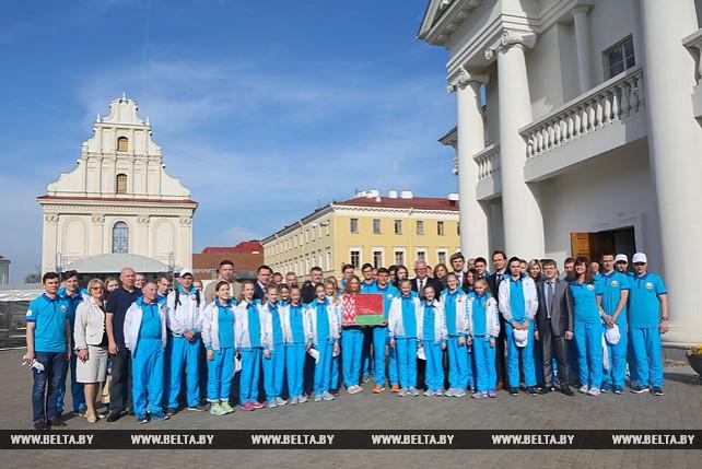 Белорусские школьники посоревнуются в семи видах спорта на гимназиаде в Марокко