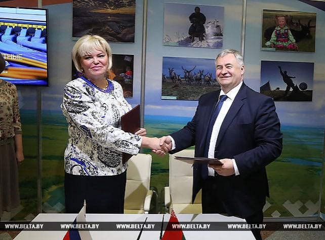 СМИ Беларуси и Ямало-Ненецкого автономного округа будут сотрудничать