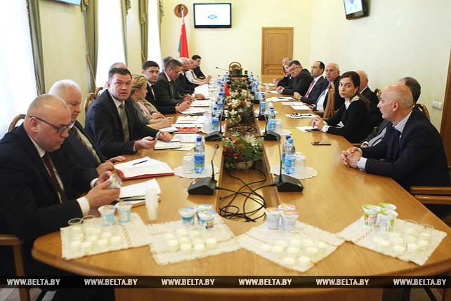 Беларусь и Грузия планируют создать СП по переработке мяса птицы