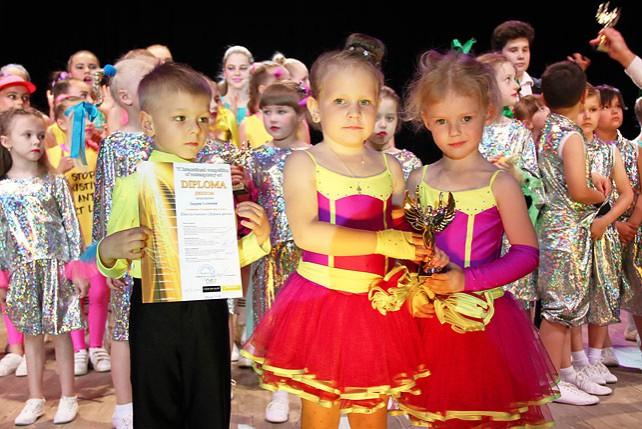 Международный конкурс современного искусства для детей и молодежи прошел в Минске