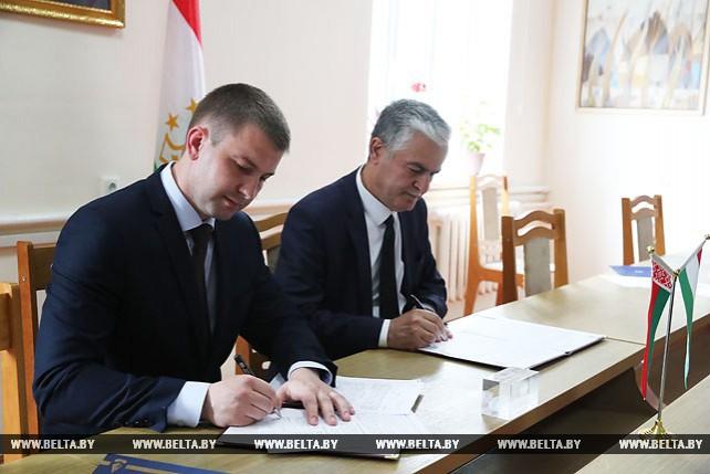Центр правовой информации Беларуси открылся в столице Таджикистана