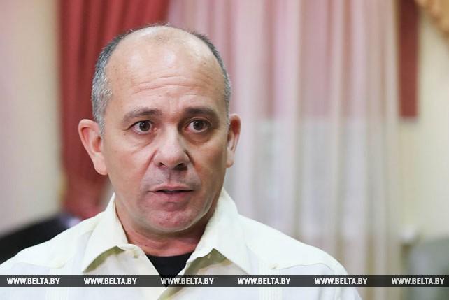 Граждане Венесуэлы в Беларуси проголосовали на президентских выборах