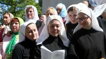 Православные верующие отпраздновали явление Жировичской иконы Божией Матери