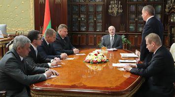 Лукашенко назначил новых послов Беларуси в странах ЕС