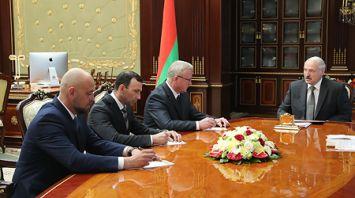 Лукашенко сменил руководителей Академии управления, БГУИР и БрГТУ