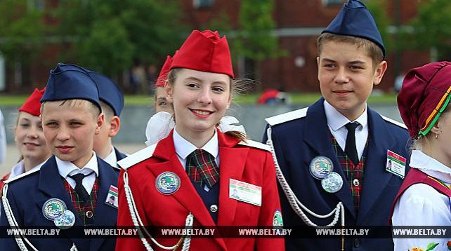 В Бресте стартовал 46-й конкурс-слет юных инспекторов движения