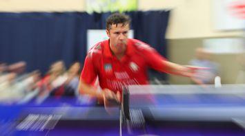 Беларусь обыграла Словакию в квалификационном матче ЧЕ по настольному теннису
