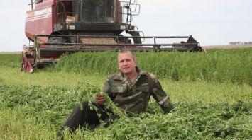 В Рогачевском районе приступили к заготовке сочных кормов