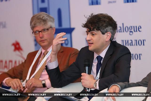 """Форум """"Восточная Европа: в поисках безопасности для всех"""" проходит в Минске"""