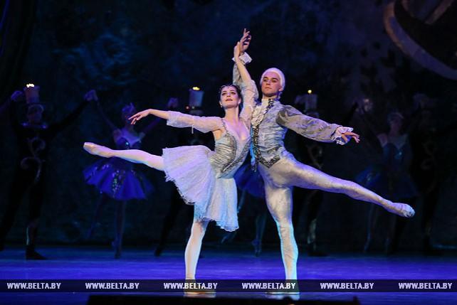Большой театр Беларуси празднует 85-летие