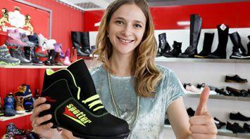 """Компания """"Марко"""" выпустила первые образцы лыжных ботинок"""