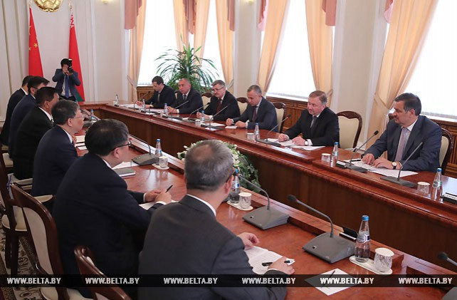 Кобяков встретился с генеральным директором China Merchants Group