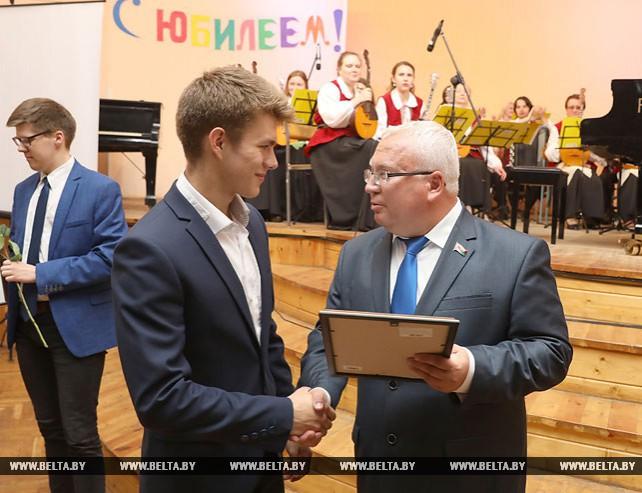 Концерт, посвященный 100-летнему юбилею, прошел в колледже имени Соллертинского