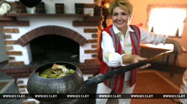 """""""День картошки"""" прошел на выставке """"Белагро"""""""