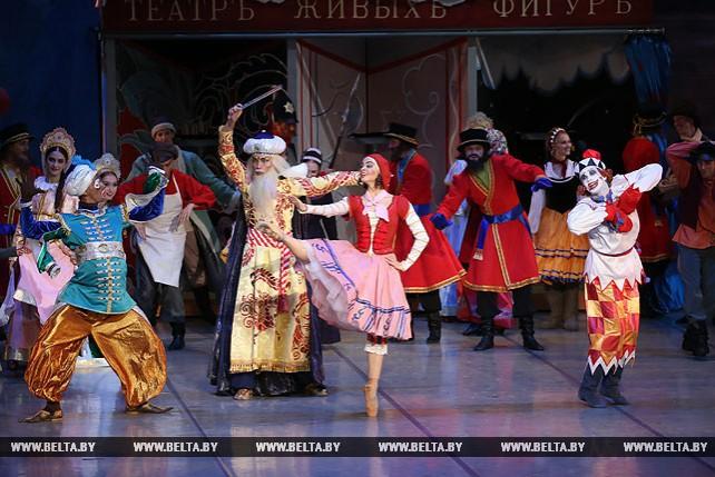 """Фестиваль """"Балетное лето в Большом"""" проходит в Минске"""