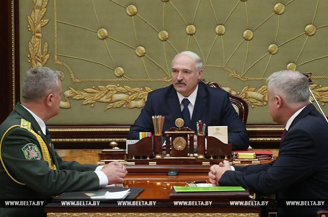Лукашенко назначил Юрия Тертеля начальником Госинспекции охраны животного и растительного мира при Президенте Беларуси