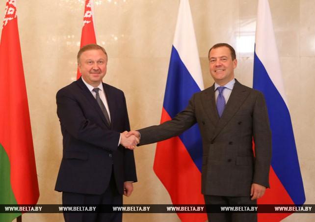Заседание Совета Министров Союзного государства прошло в Москве