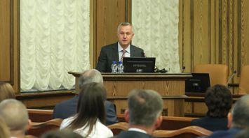 Решение о превращении Беларуси в свободную финансовую гавань должно стать историческим - Матюшевский