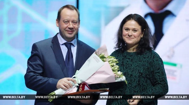 Лучших врачей Беларуси по итогам 2017 года назвали в Минске