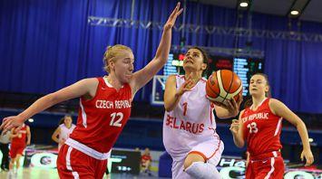 Сборная Беларуси стартовала на турнире памяти Семена Халипского