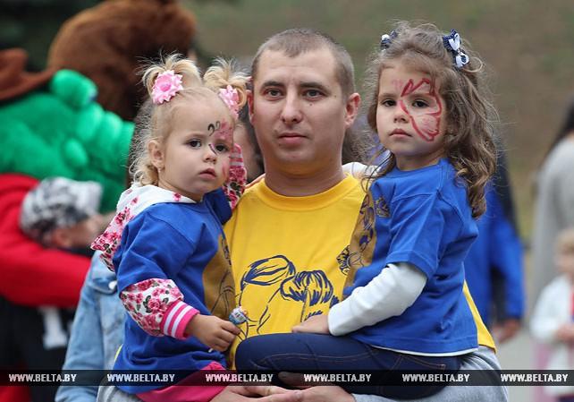День отца прошел в Минске