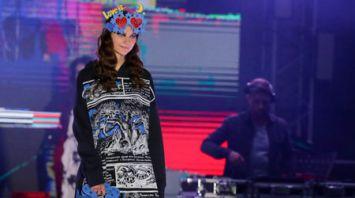 Концертом и показом мод завершился Большой британский фестиваль в Минске