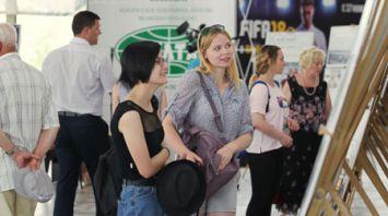 Эксклюзивные фото цитадели над Бугом можно увидеть на выставке БЕЛТА в Бресте