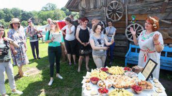 """Агроусадьба """"Вишенка"""" открылась в Брагинском районе благодаря проекту ЕС/ПРООН"""