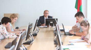 Онлайн-конференция на тему пенсионного обеспечения прошла на сайтах БЕЛТА и Минтруда