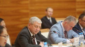 Заседание Белорусско-вьетнамской межправкомиссии по торгово-экономическому и научно-техническому сотрудничеству прошло в Минске