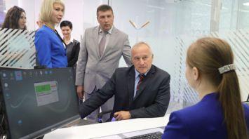 """В Витебске открылся сервисный центр УП """"Витебскоблгаз"""""""