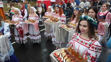 Встреча приграничных областей Беларуси, России, Украины прошла в Ветке