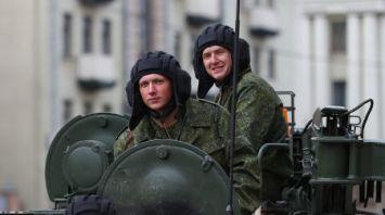 Генеральная репетиция парада ко Дню Независимости прошла в Минске