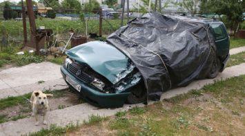 Военные компенсировали ущерб водителю легковушки, с которой под Гродно столкнулась БМП