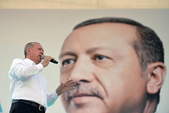 ЦИК Турции объявил о победе Эрдогана на выборах президента