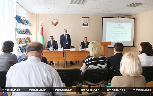 Семинар о влиянии опросов на региональную политику прошел в ИАЦ