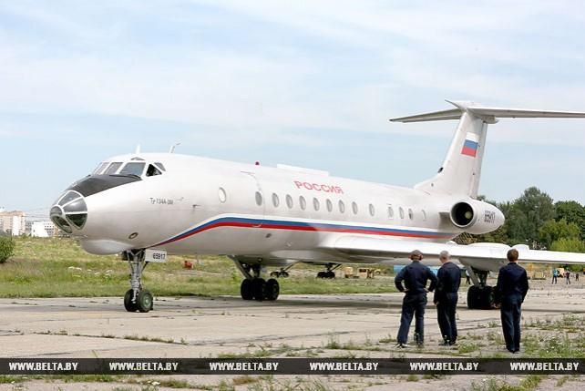 Последний самолет вылетел из аэропорта Минск-1