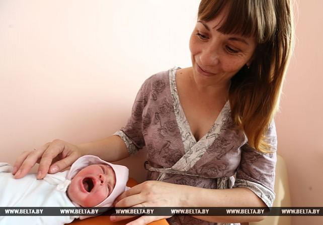 Белорусские медики помогли гражданке Украины с резус-конфликтом родить здорового ребенка