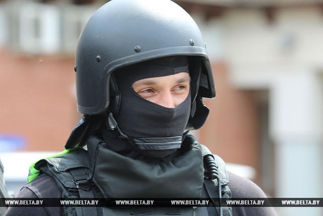 Витебская милиция с 7 июля переходит на усиленный вариант несения службы