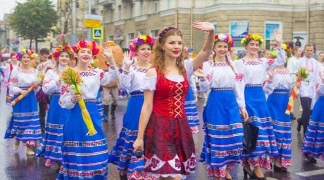 Могилев отпраздновал День города