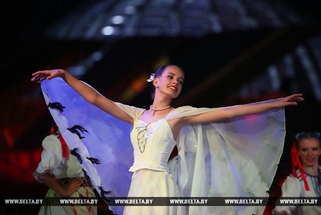 Гала-концерт в честь Дня Независимости прошел в Минске