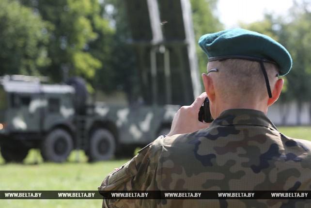 Представители стран ОБСЕ ознакомились с новейшим вооружением белорусской армии