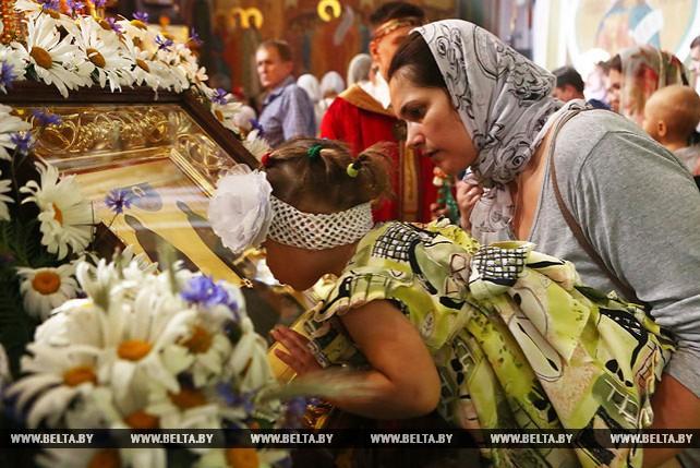Православные верующие отметили День семьи, любви и верности