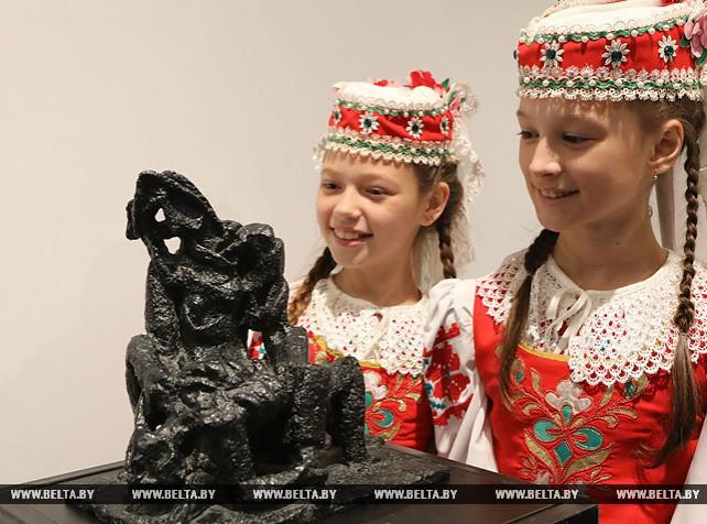 Выставка работ Осипа Цадкина открылась в Витебске