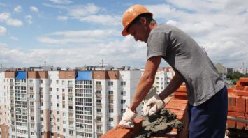 Строительство арендных домов идет в Мозыре